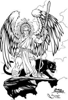 Aztec Warrior clipart princess Eagle Warriors drawing Women 78