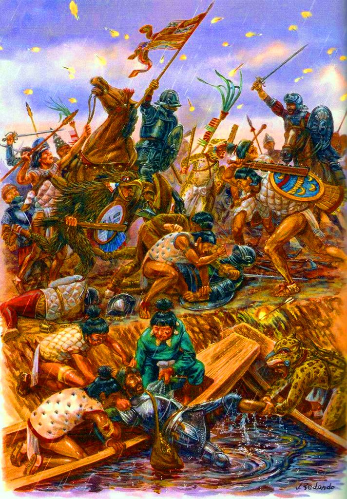 Aztec Warrior clipart south american Best Combat Spanish 183 La