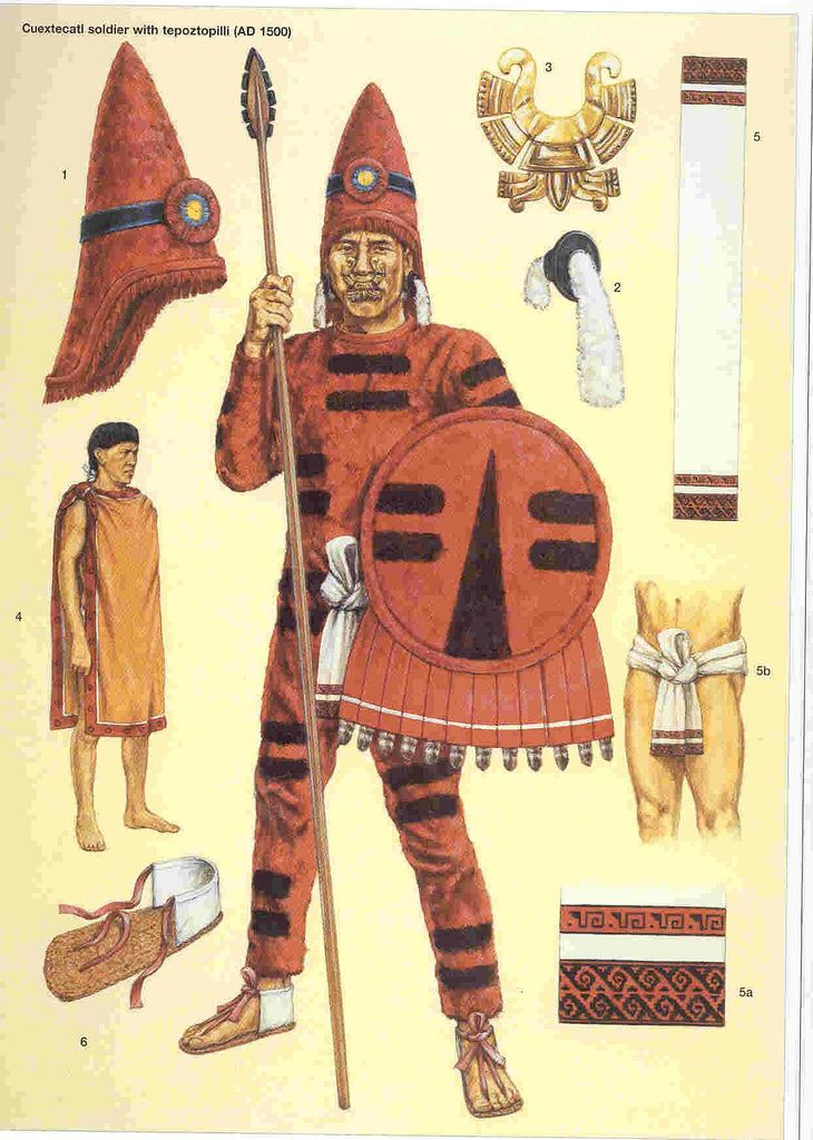 Aztec Warrior clipart south american On adam showing images 16
