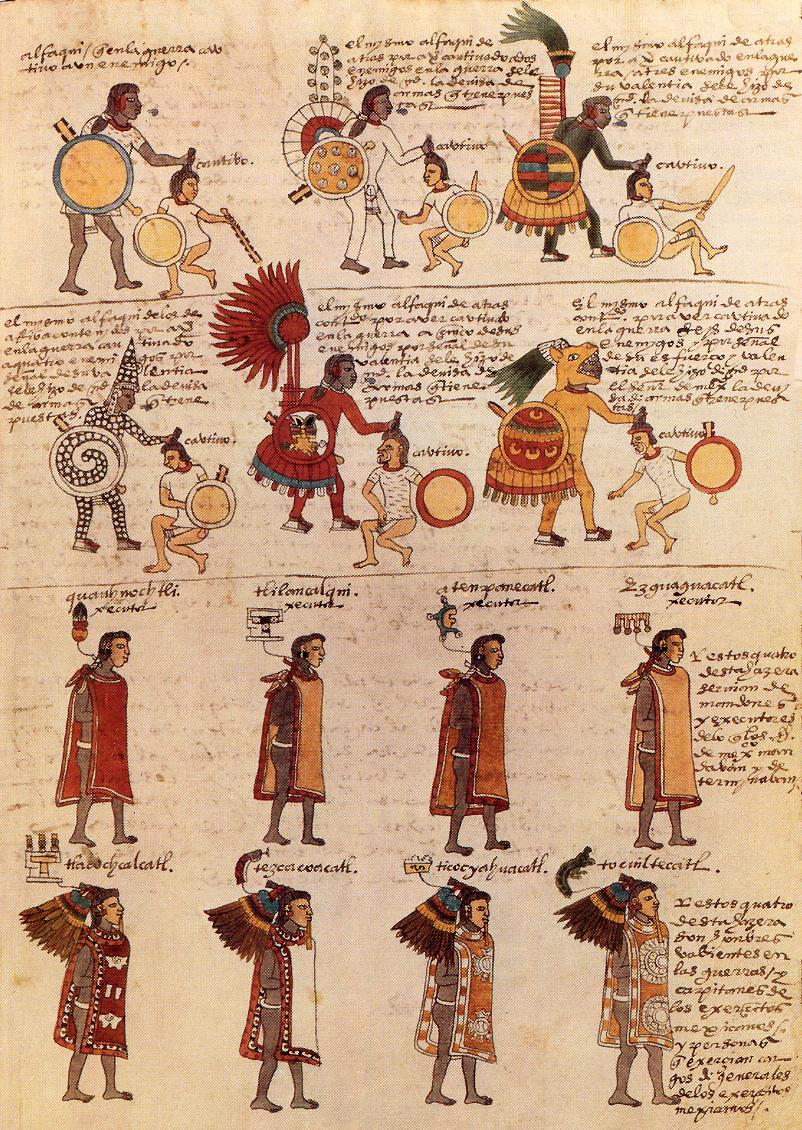 Aztec Warrior clipart teotihuacan #4