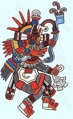 Aztec Warrior clipart teotihuacan #3