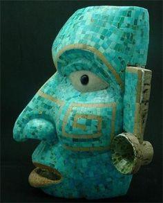 Aztec Warrior clipart teotihuacan #8