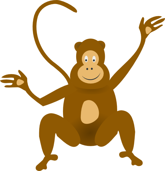 Baboon clipart animated Baboon photo#12 cartoon Baboon Cartoon