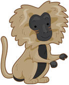 Baboon clipart baby Panda Clipart Baboon Images baboon%20clipart%20