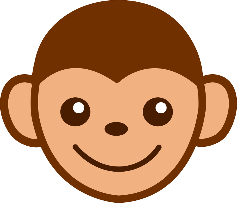 Baboon clipart baby Com #12620 Clipartion Clipart Clipart