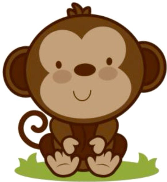 Baboon clipart drawing Clipground without clipart background clipart