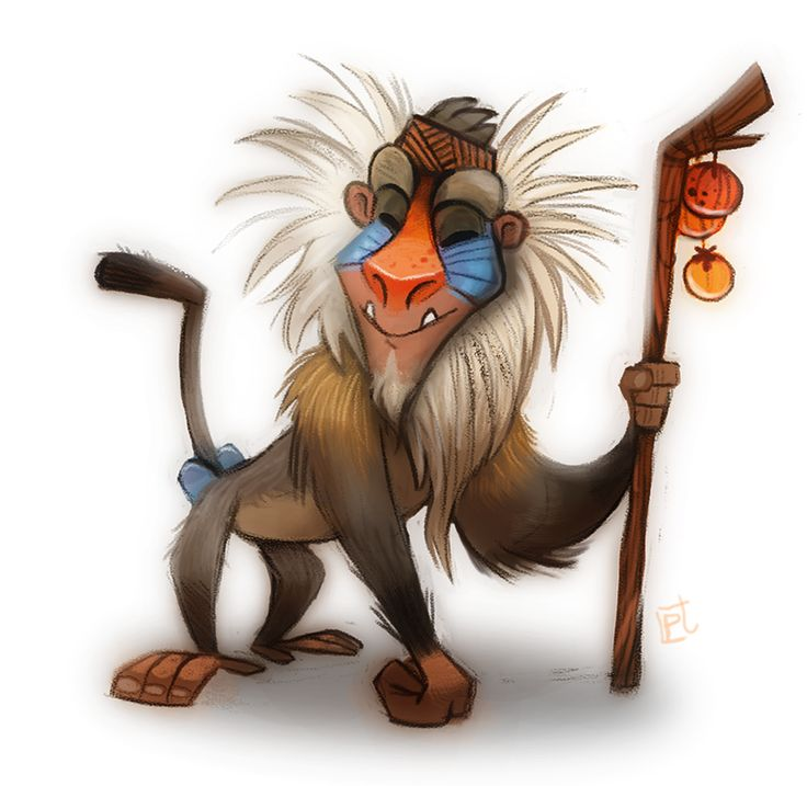 Baboon clipart disney  721 about best images