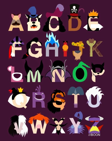 Baboon clipart disney Villains the After another typographic