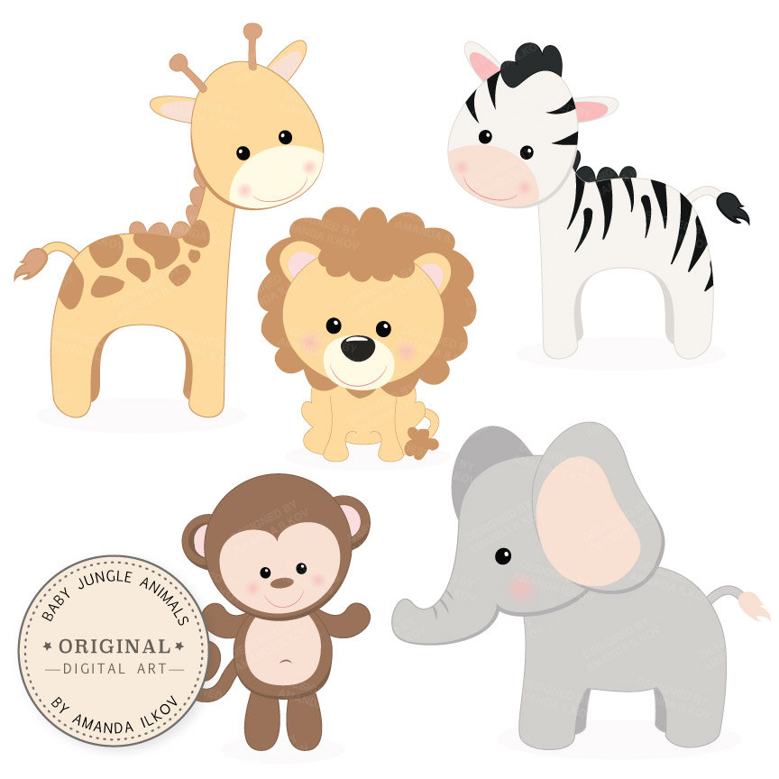 Baby Animal clipart #7