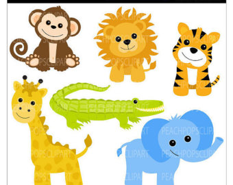 Baby Animal clipart #9