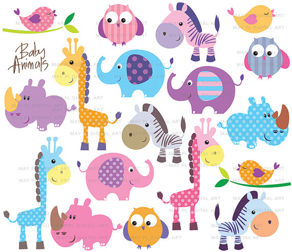 Baby Animal clipart #15