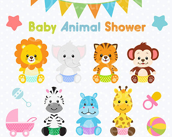 Baby Animal clipart #6
