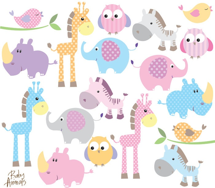 Baby Animal clipart #5