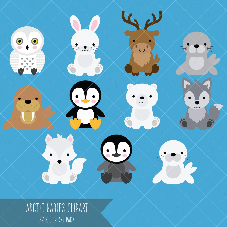 Arctic clipart snow animal Penguin item? Animals Clipart /