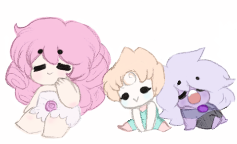 Baby Animal clipart the universe Pearl Amethyst Universe Image Wiki
