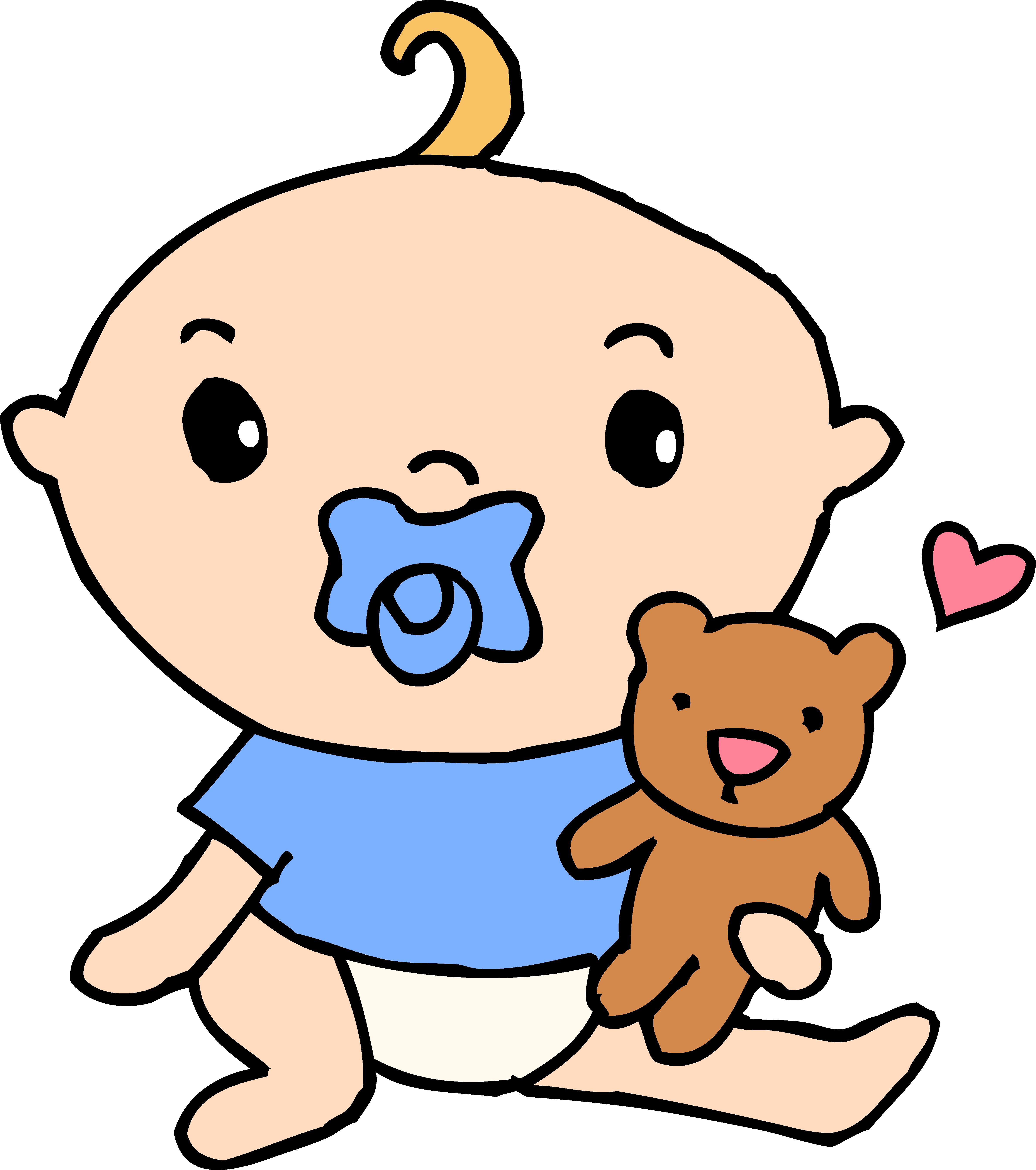 Baby clipart Cute images free  clip
