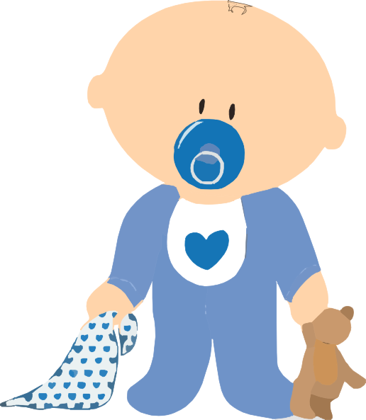 Footprint clipart sponsored walk Baby boy free boy baby
