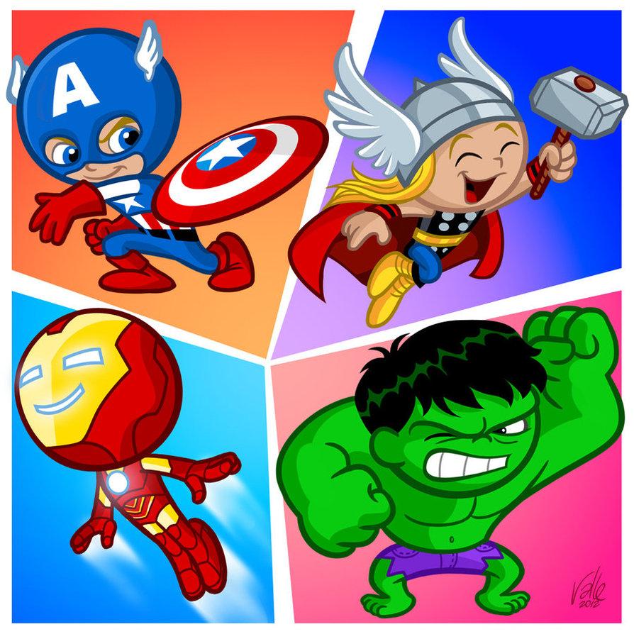 Baby clipart avenger DeviantART The *FabioValle *FabioValle The