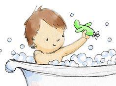 Baby clipart bathtime Download Bath Clipart Boy Boy
