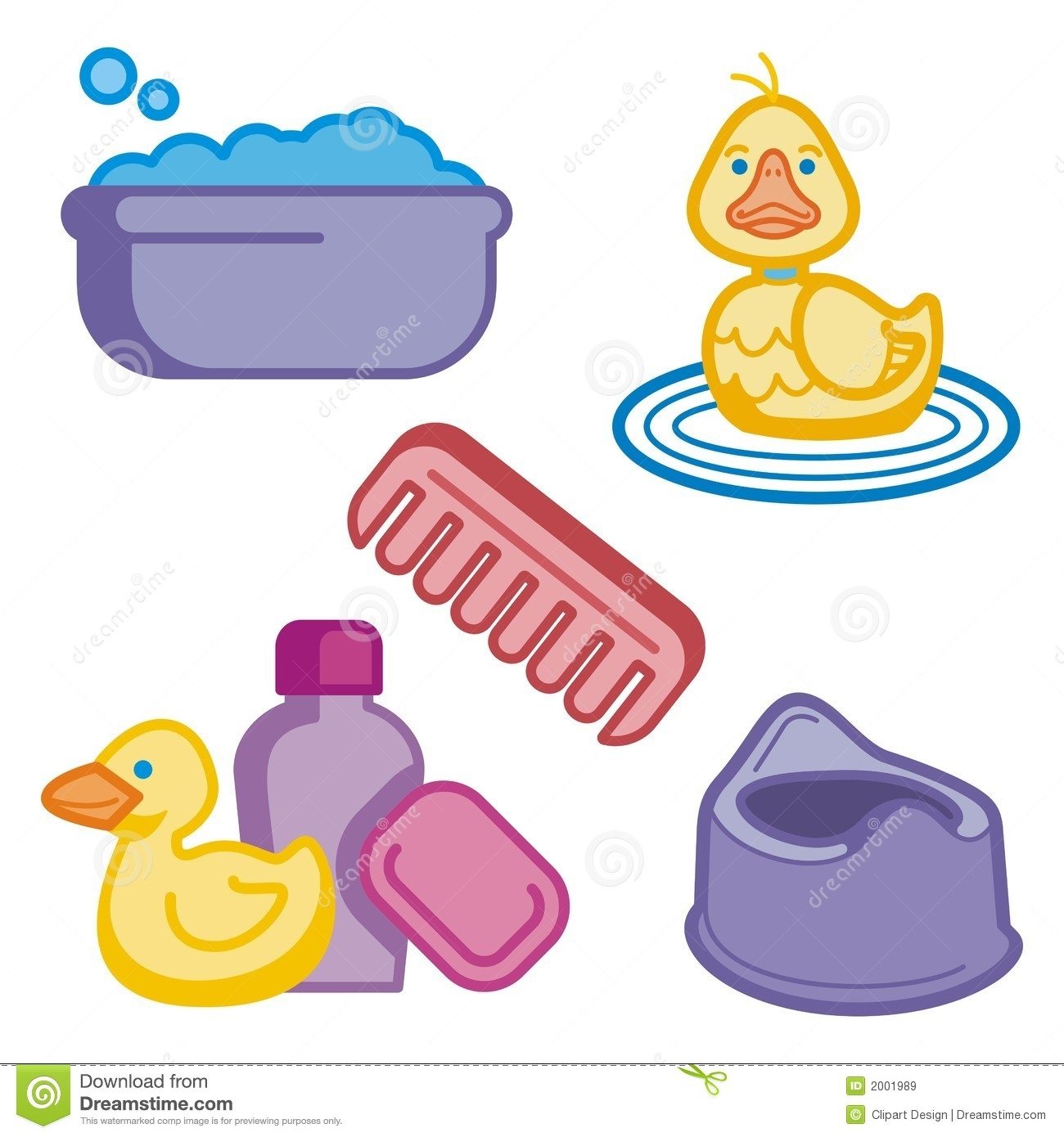 Baby clipart bathtime Baby RoyaltyFree Images Baby Stock