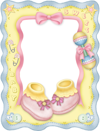 Baby clipart frame Meu and Picture o às