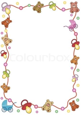 Baby clipart frame Clip Art Clip collection art