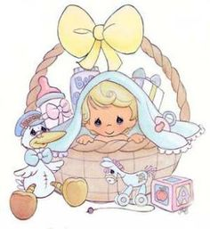 Baby clipart precious moment T by moments precious on