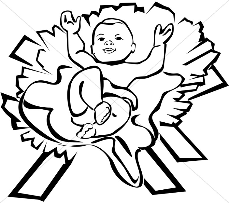 Sketch clipart baby Baby Baby  Graphics Images
