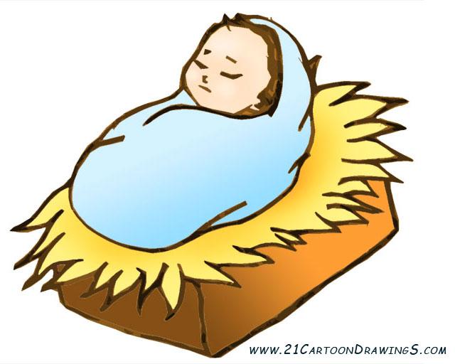 Baby clipart lds Baby 7 clipartfest jesus jesus
