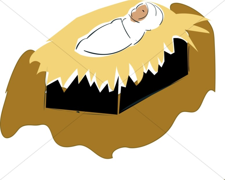 Simple clipart jesus #10