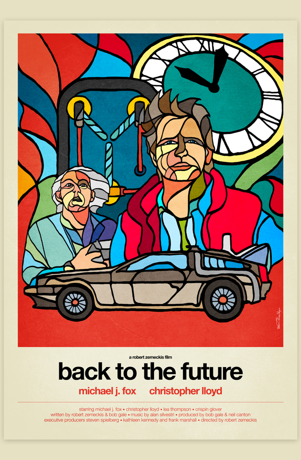 Back To The Future clipart 80's Best has films has Design