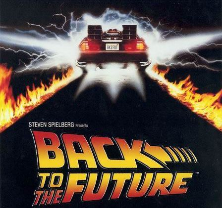 Back To The Future clipart 80's Art Art – Back to