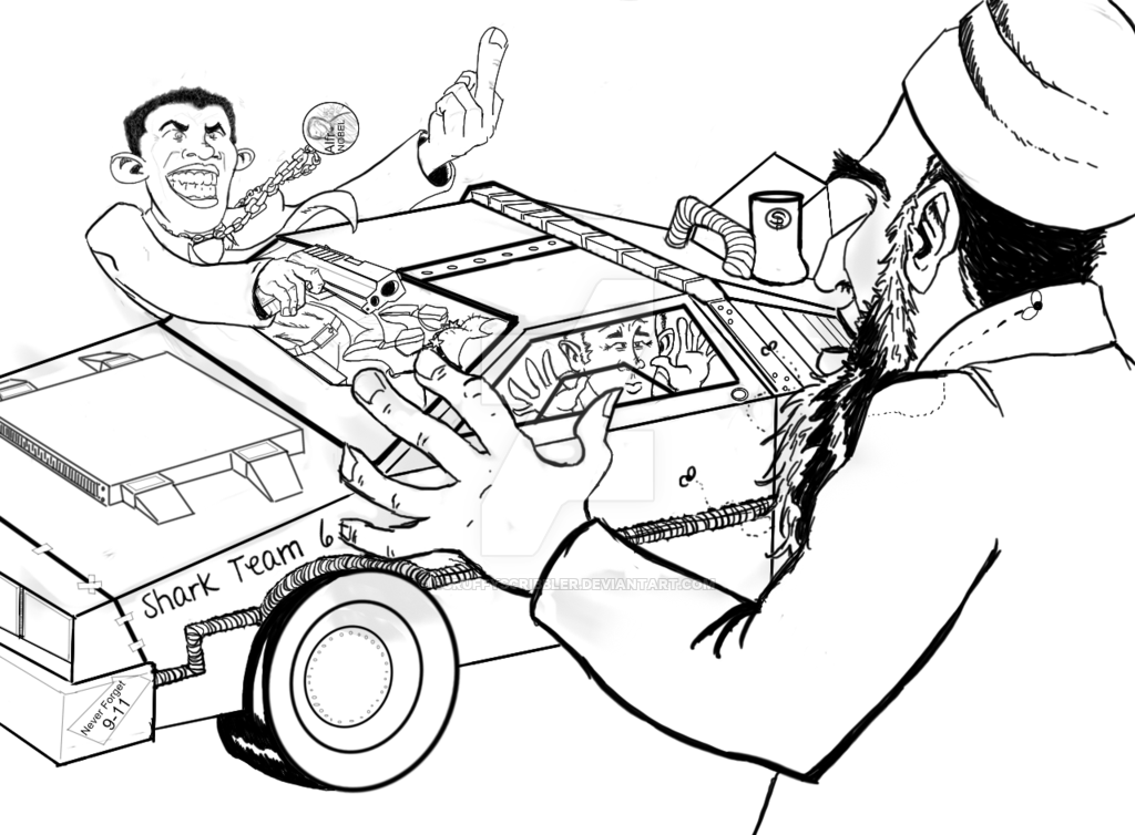 Back To The Future clipart black and white Future by Redux DeviantArt to
