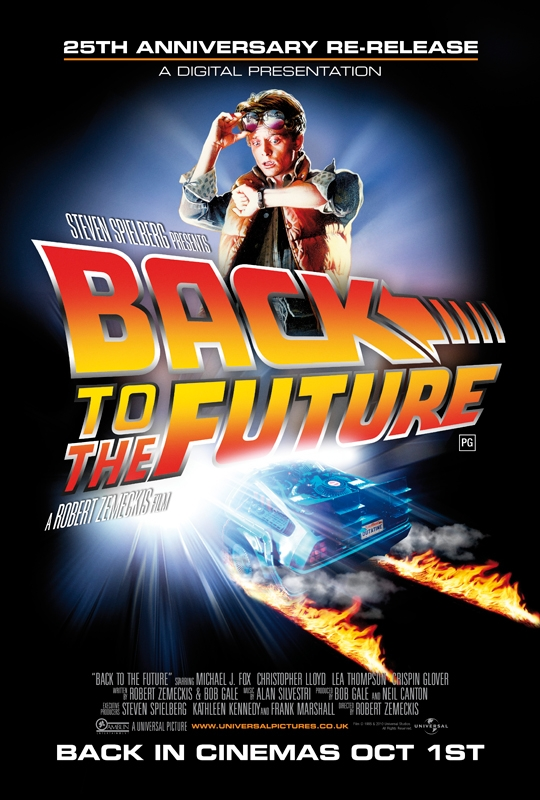 Back To The Future clipart dvd cover Index /~ajwalter/Famous Game/Images Quotes of