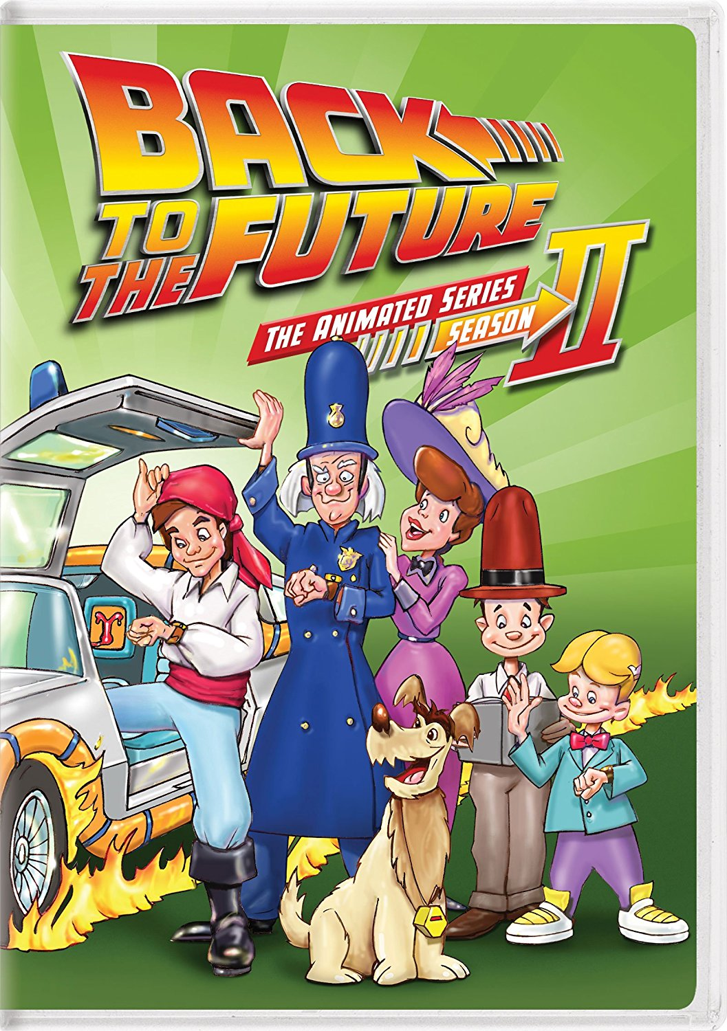 Back To The Future clipart dvd cover Amazon Thomas com: Kaufman com:
