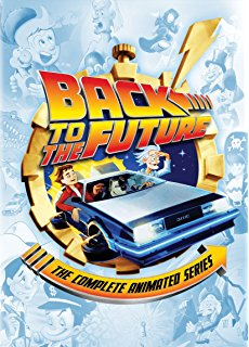 Back To The Future clipart dvd cover  to Gale Bob Future: