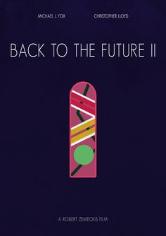 Back To The Future clipart logo Posters in Art II Future
