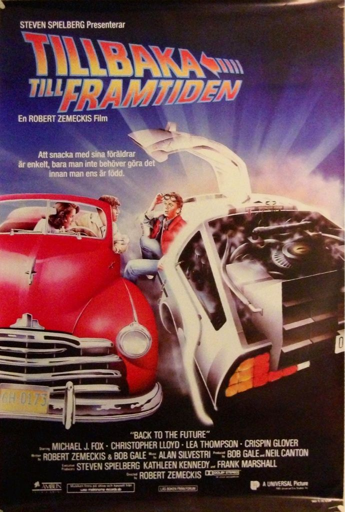 Back To The Future clipart movie poster Google back to the to