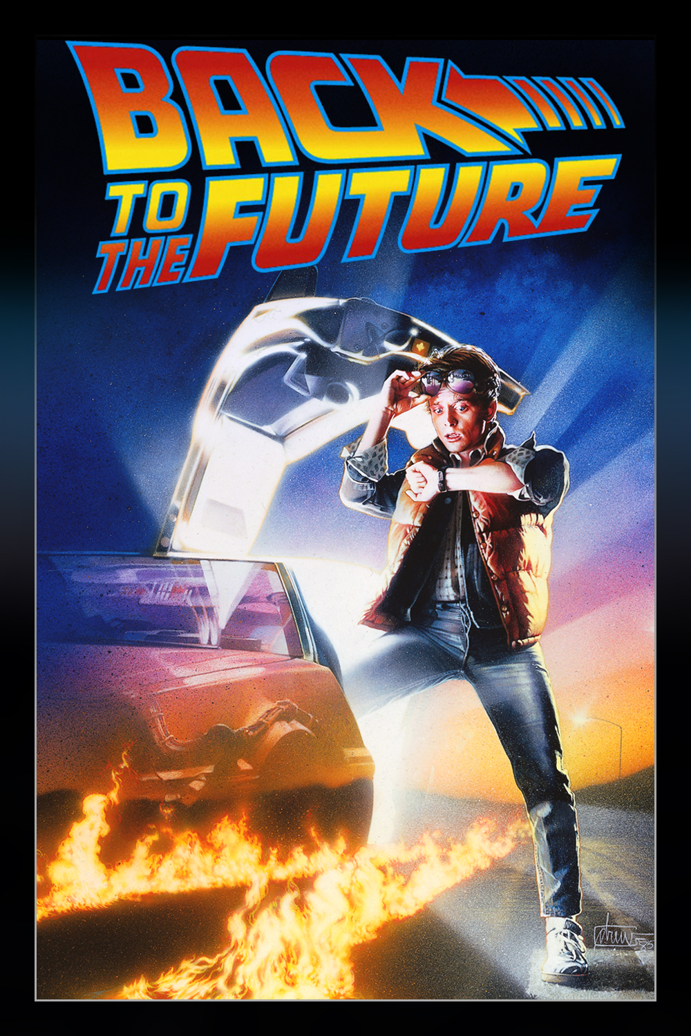 Back To The Future clipart movie poster You?  Great What Are