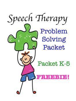 Back To The Future clipart problem identification SLP Speech Solving Pinterest on