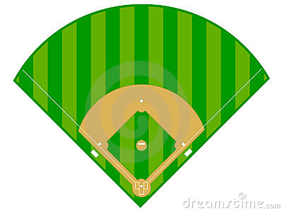 Background clipart baseball field Field park clipart collection Baseball