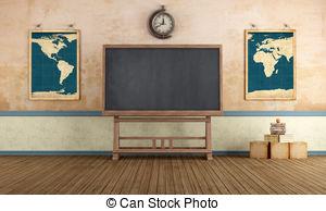 469  Illustrations and blackboard