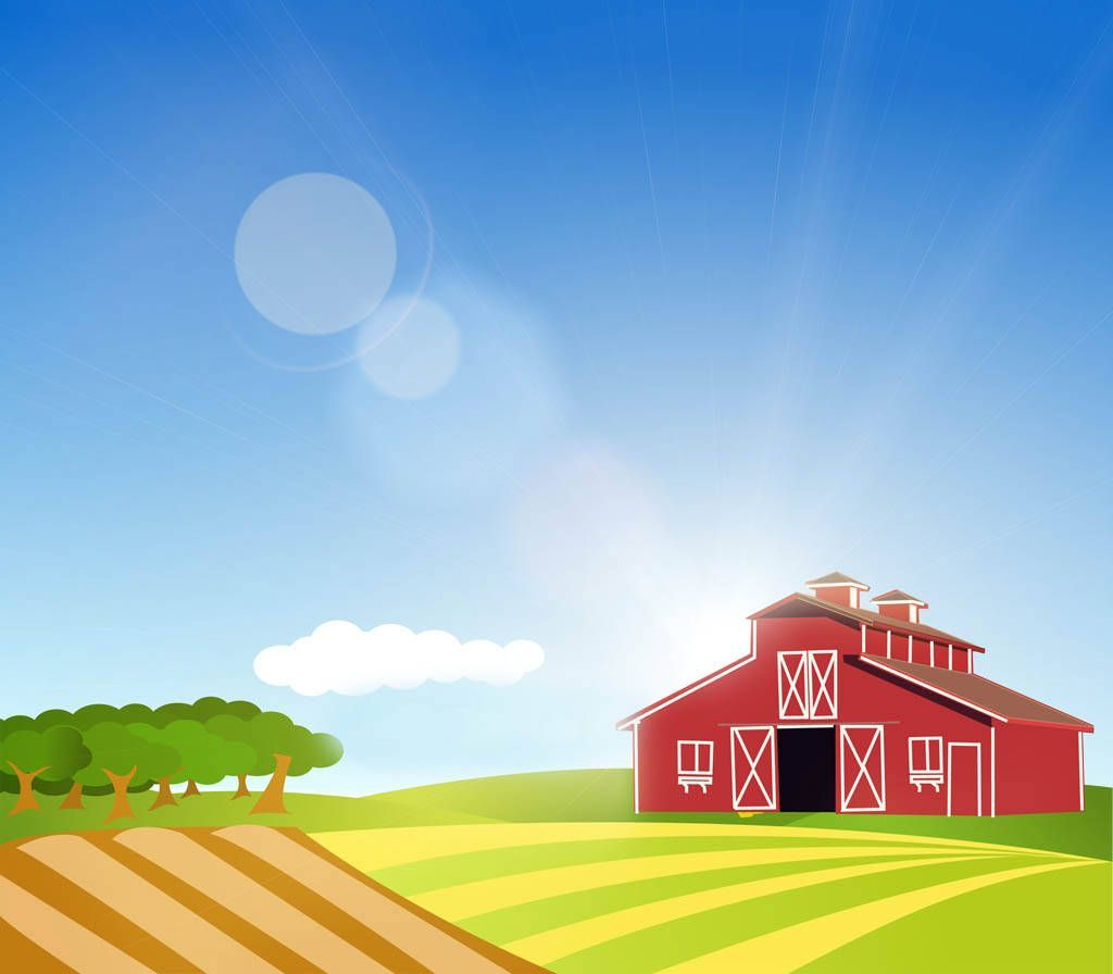Background clipart farm Farm Wallpaper WGLR Country Backgrounds