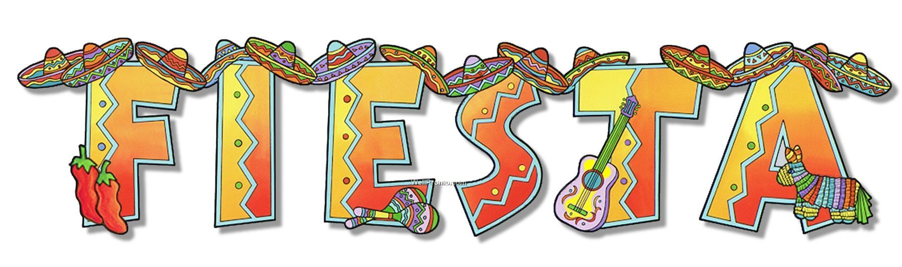 Word Mexico Clipart #12