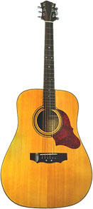 Background clipart guitar #12