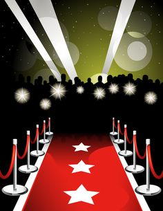 Background clipart hollywood #15