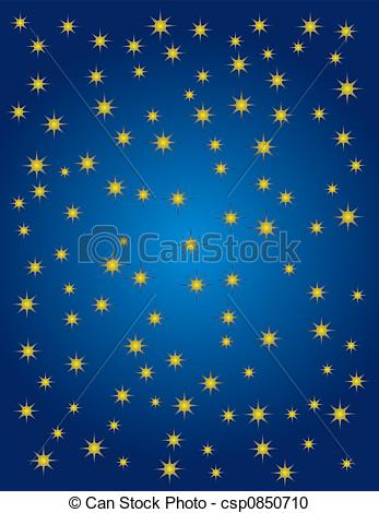 Background clipart starry night Of background night Starry night