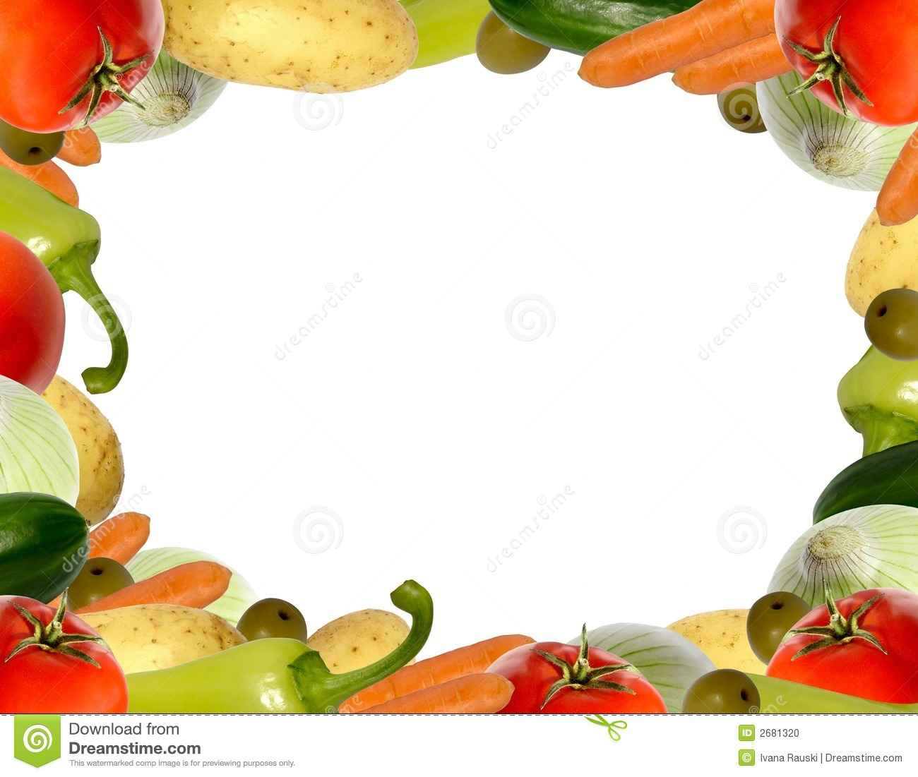 Background clipart vegetable garden #15