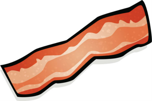 Bacon clipart Clipart & Bacon1sizedgettyimagesryanburke Cliparts Clipart
