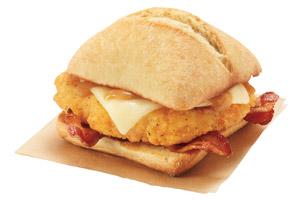 Bacon clipart bacon sandwich Chicken A a on Bacon